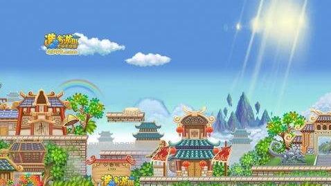 《造梦西游》昆仑山_造梦西游3小游戏怎么进入昆仑山