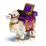 《奶块》坐骑骆驼获取方法 骆驼食物