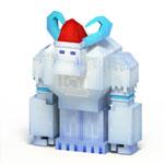 《奶块》怪物圣诞雪怪主城在哪怎么打 圣诞雪怪掉落道具