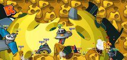 《百战天虫:虫虫危机》秘籍输入和使用方法 百战天虫:虫虫危机(Worms:Armageddon)作弊代码大全