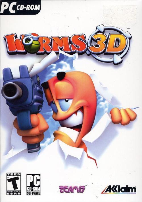 《百战天虫3D》秘籍输入和使用方法 百战天虫3D(Worms 3d)作弊代码大全
