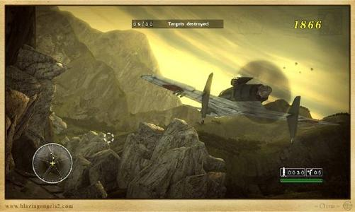 Xbox360《炽天使2:秘密任务》秘籍输入和使用方法 炽天使2:秘密任务(Blazing Angels 2: Secret Missions of WWII)作弊代码大全