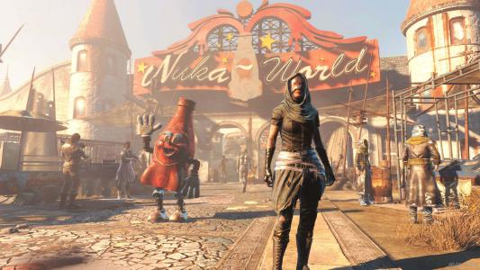 《辐射4》游戏秘籍/控制台/作弊码大全12、支线任务秘籍输入和使用方法 辐射4(Fallout 4)作弊代码大全