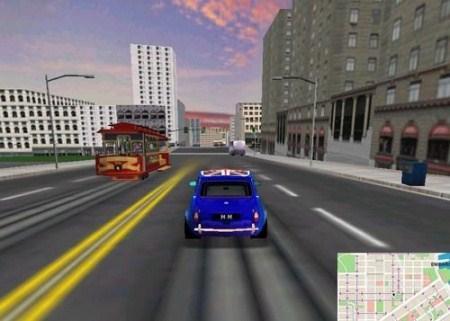《疯狂城市赛车》秘籍输入和使用方法 疯狂城市赛车(Midtown Madness)作弊代码大全
