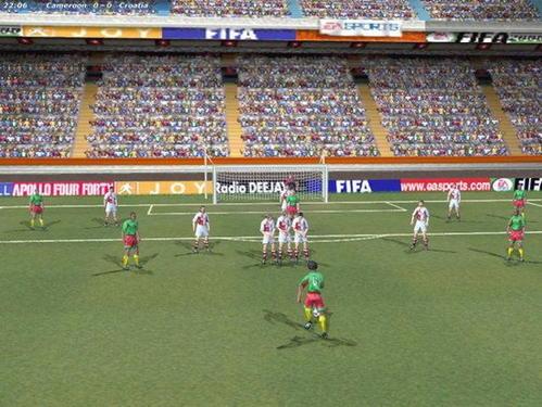 《FIFA2000:职业足球联盟》秘籍输入和使用方法 FIFA 2000(FIFA 2000: Major League Soccer)作弊代码大全
