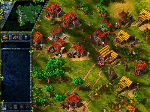 《工人物语3:亚马逊战士》秘籍输入和使用方法 工人物语3:亚马逊战士(Settlers 3: Quest of the Amazons)作弊代码大全