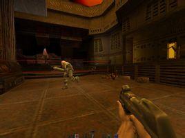 《雷神之锤2》秘籍输入和使用方法 雷神之锤2(Quake 2)作弊代码大全