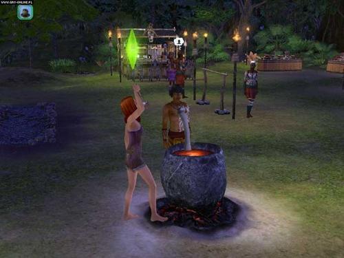 《模拟人生:漂流者物语》秘籍输入和使用方法 模拟人生:漂流者物语(Sims: Castaway Stories,the)作弊代码大全