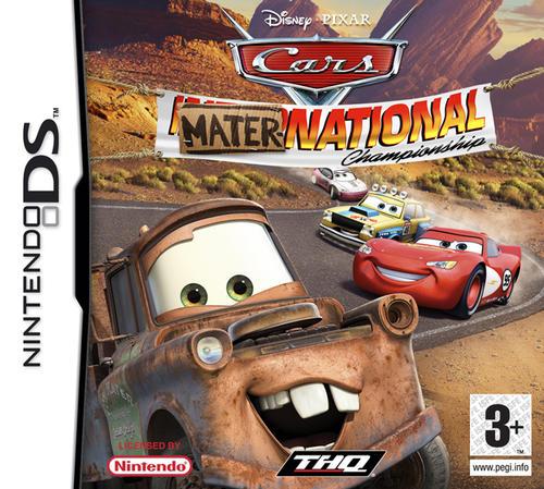 《汽车总动员:全国大赛》秘籍输入和使用方法 汽车总动员:全国大赛(Cars Mater-National)作弊代码大全