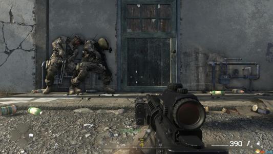 《使命召唤4:现代战争》秘籍输入和使用方法 使命召唤4:现代战争(Call of Duty 4:Modern Warfare)作弊代码大全
