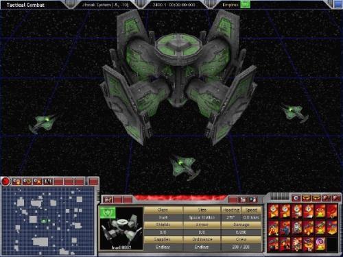 《太空帝国5》全秘籍输入和使用方法 太空帝国5(Space Empires 5)作弊代码大全