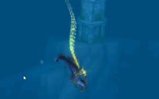 《魔兽世界(WOW)》这可能是艾泽拉斯最恐怖的地方,探索艾酱的深处(视频)