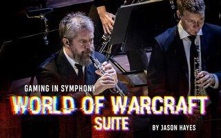 《魔兽世界(WOW)》丹麦国家交响乐团震撼演奏:--艾泽拉斯传奇(视频)