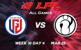 《LOL》[LPL]【LGDvs.IG】全场集锦丨2021LPL春季赛第十周第四比赛日丨20210325(视频)