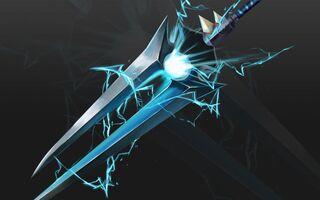 《魔兽世界(WOW)》魔兽干货:从0开始的超详细风剑制作流程 9.0幻化党单手剑必备(视频)