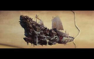 《斗战神》《斗战神》史上最不可思议的造船计划(视频)