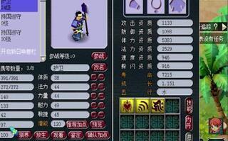《梦幻西游》:老王给三技能须弥护卫打大法,就想看能不能顶到四技能!(视频)