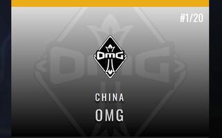 《绝地求生》[PGI绝地求生全球邀请赛]FPP第一天OMG全四场纯净流OB视角(视频)