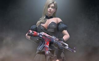 【新游天地】枪破黎明:全新一人制作FPS对战手游内测试玩[2020评测][视频]