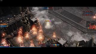 《失落的方舟》失落的方舟pvp(第2次玩死神。。。)(视频)