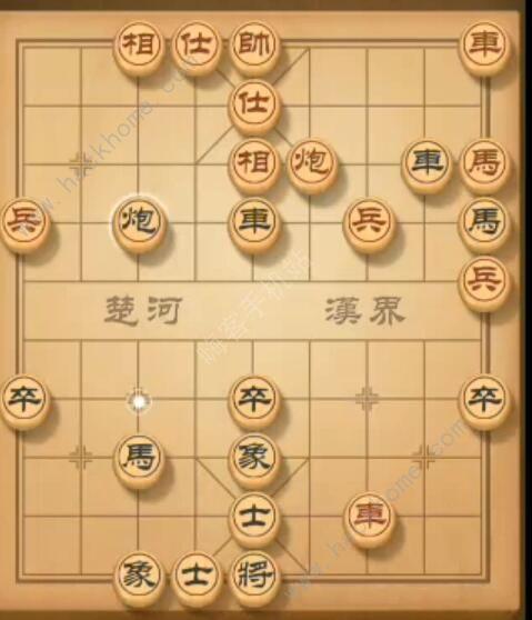 《天天象棋》残局挑战167期走法_残局挑战167期通关走法