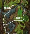 《激战2》翠玉碎片怎么刷?多里克湖翠玉碎片采集路线图(图文)