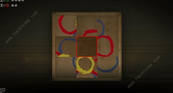 《烟火》游戏拼图怎么拼_一朵花的拼图拼法步骤