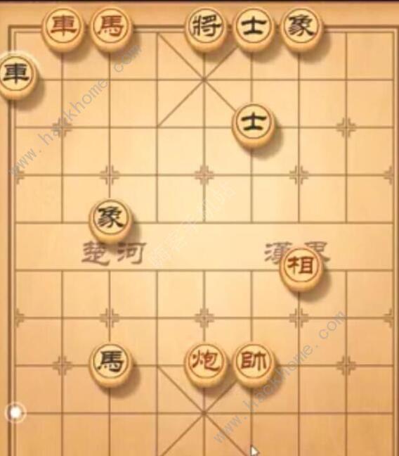 天天象棋残局挑战238期攻略 残局挑战238期步法图[多图]图片2