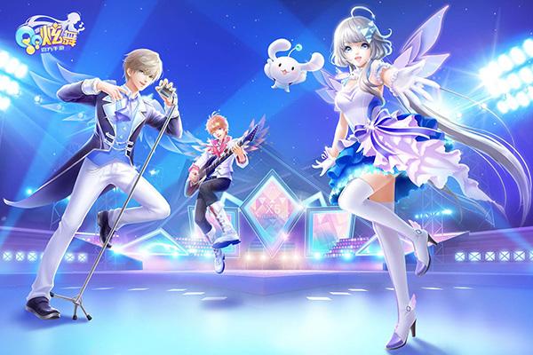 QQ炫舞手游评测:高清的画质动感流畅的舞蹈