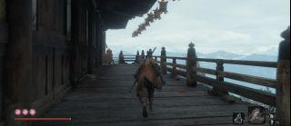 只狼影逝二度仙峰寺刷经验地点及方法分享