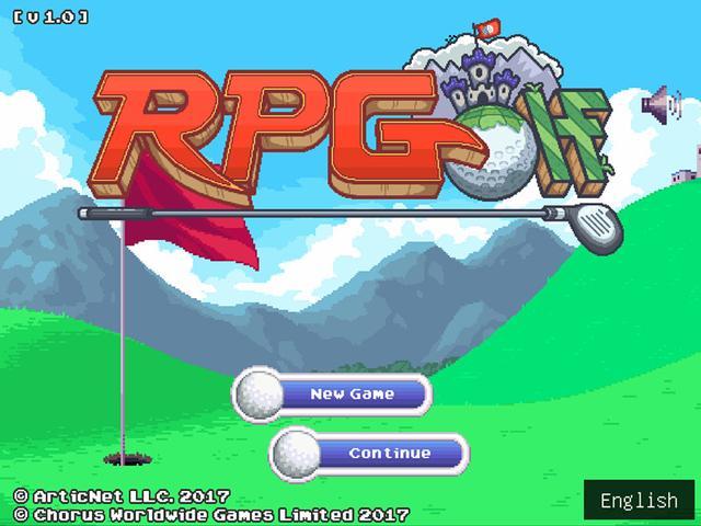 RPGolf游戏评测 给你一个不一样的高尔夫体验