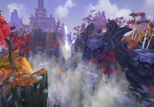 苍穹之剑2手游评测:后修仙时代 东方玄幻色彩处处体现