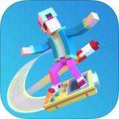 滑板障碍赛iphone版