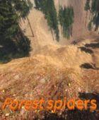 森林蜘蛛 英文免安装版