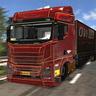 模拟卡车驾驶游戏