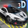 宝宝模拟警车游戏