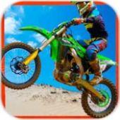 摩托障碍挑战赛