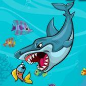 海底大猎杀饥饿鲨鱼