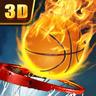 模拟篮球投篮游戏