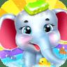 宝宝爱大象游戏