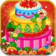 装饰新年蛋糕iPhone版