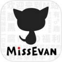 MissEvan app