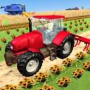 现代拖拉机耕作iOS