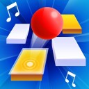 跳舞钢琴小球