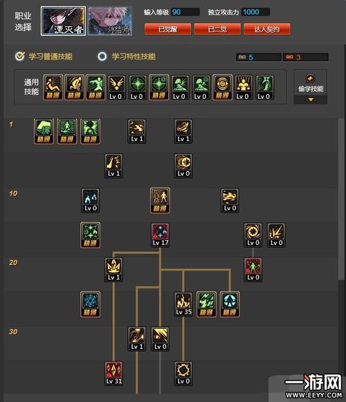 《DNF地下城与勇士》元素爆破师刷图加点_DNF地下城元素爆破师刷图加点