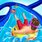 水上滑滑梯