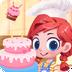 宝宝做蛋糕