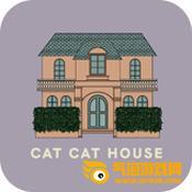 cat cat house