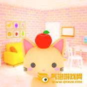 逃脱游戏猫和水果房