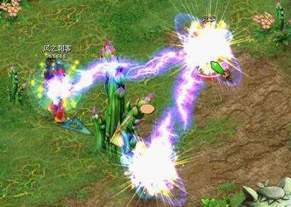 《QQ自由幻想》游戏介绍_《qq自由幻想电脑版》神族灵力龙族盘古